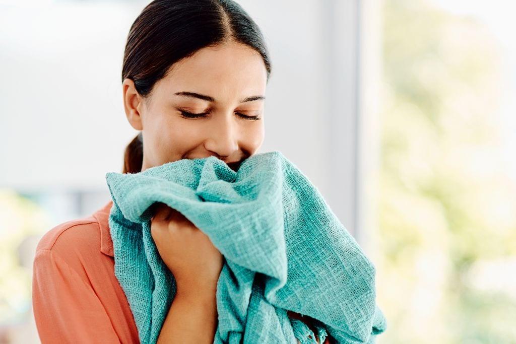 fragrance pour ma lessive maison
